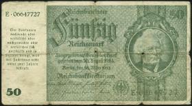 R.181b: 50 Reichsmark 1945 Schörner Notausgabe (5)