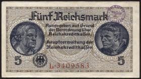 R.191: 5 Reichsmark (Rendsburg) 1945 (1-)