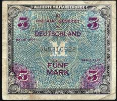 R.202a: 5 Mark 1944 US-Druck 9-stellig (3)