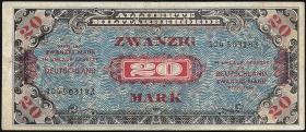 R.204c: 20 Mark 1944 UdSSR Druck 9-stellig (3)