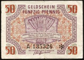 R.213: Rheinland-Pfalz 50 Pf. 1947 Rheinland-Pfalz (3)