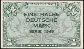R.230 1/2 DM 1948 (1-)