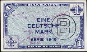 R.233a 1 DM 1948 B-Stempel (2)