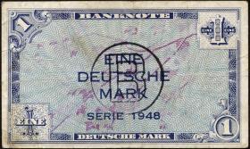 R.233a 1 DM 1948 B-Stempel (4)