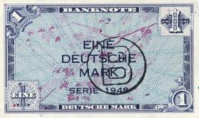 R.233a 1 DM 1948 B-Stempel (1)