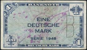 R.233c 1 DM 1948 B-Stempel + B-Perforation (3)