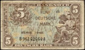 R.236a 5 DM 1948 Serie B/A (4)