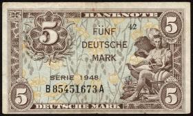 R.236a 5 DM 1948 Serie B/A (3)
