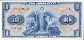 R.238 10 DM 1948 (1/1-)