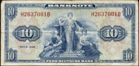 R.238 10 DM 1948 (3-)