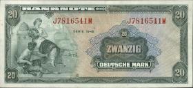 R.240 20 DM 1948 (1/1-)