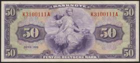 R.242 50 DM 1948 (2-)