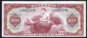 R.244 100 DM 1948 (3+) L8000377B