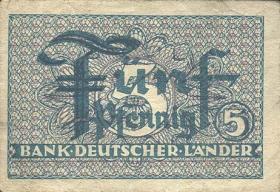 R.250 5 Pfennig (1948) (3)