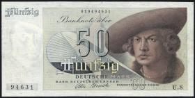 R.254 50 DM 1948 Bank Deutscher Länder (2)