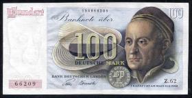R.256 100 DM 1948 Bank Deutscher Länder (2)