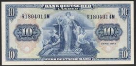 R.258 10 DM 1949 Bank Deutscher Länder (1)
