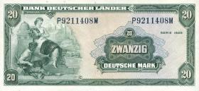 R.260 20 DM 1949 Bank Deutscher Länder (1)