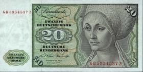 R.271a 20 DM 1970 Serie GB (1)
