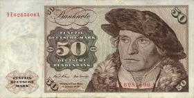 R.272d 50 DM 1970 YE Ersatznote (3)