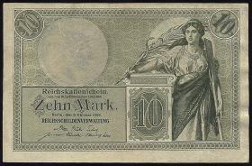 R.027b: 10 Mark 1906 (1/1-)