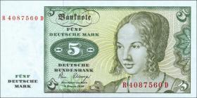 R.285a 5 DM 1980 Serie R (DDR)  (1)