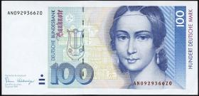 R.294a 100 DM 1989 (1/1-)