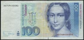 R.294F 100 DM 1989 Fehldruck (3)