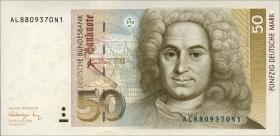 R.299a 50 DM 1991 Serie AL (1)
