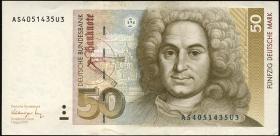 R.299a 50 DM 1991 Serie AS (1)