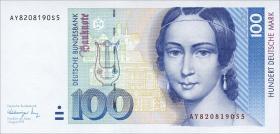 R.300a 100 DM 1991 Serie AY (1)