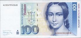 R.300a 100 DM 1991 Serie AZ (1)