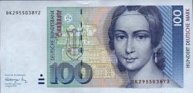 R.300a 100 DM 1991 Serie DK (1)