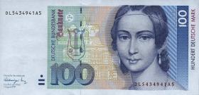 R.300a 100 DM 1991 Serie DL (1)