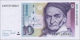 R.303c 10 DM 1993 ZA Ersatznote (1)