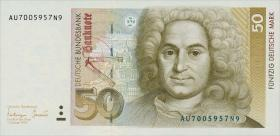 R.305a 50 Deutsche Mark 1993 AU (1)
