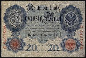 R.031: 20 Mark 1908 (2)