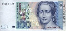 R.310a 100 DM 1996 geteiltes Kinegramm (2)