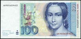 R.310aF 100 DM 1996 Kinegramm (2)