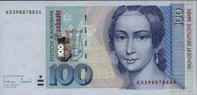 R.310b 100 DM 1996 Serie KD (1)