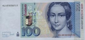 R.310b 100 DM 1996 Serie KL (1)
