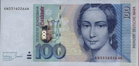R.310b 100 DM 1996 Serie KN (1)