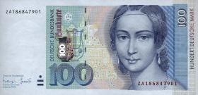 R.310d 100 DM 1996 ZA Ersatznote (1)