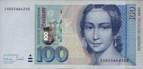 R.310c 100 DM 1996 ZA Ersatznote (2)