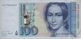 R.310d 100 DM 1996 ZA Ersatznote (2)
