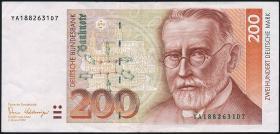 R.311b 200 DM 1996 YA Ersatznote (3)
