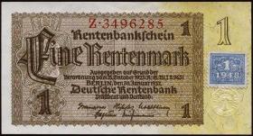 R.330a: 1 DM 1948 7-stellig (1-)