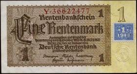 R.330b: 1 DM 1948 Kuponausgabe (2)