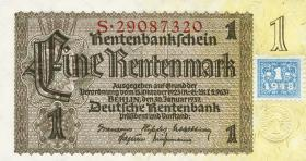 R.330b: 1 DM 1948 Kuponausgabe  (1)