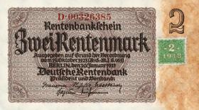R.331c: 2 DM 1948 Kuponausgabe (1)